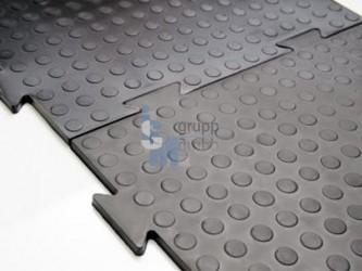 Модульные резиновые плиты 20 мм.