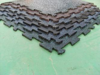 Модульные резиновые покрытия для ледовых арен