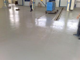 Краска эпоксидная для бетона, полов, стен с повышенной износостойкостью, стойкая к нефтехимии