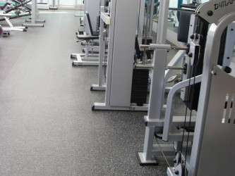 Рулонные покрытия для спортивных залов