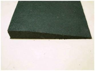 Краевая-скатная часть покрытия 500*250*40-10мм.