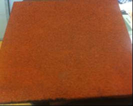 Плитка резиновая 500х500х30мм